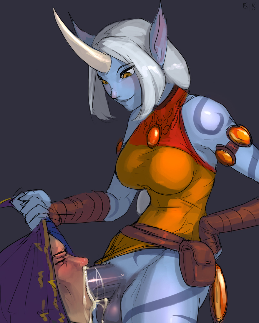 cum get how out of to hair League of legends miss fortune naked