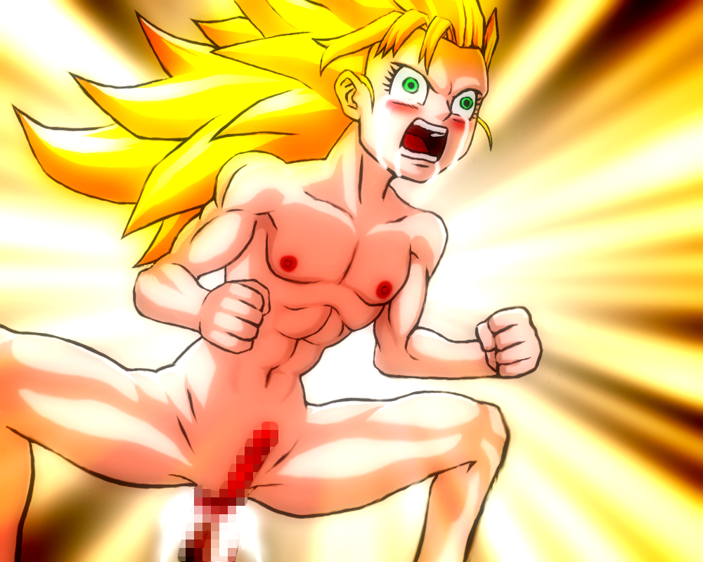 dragon z ball saiyan girl Trials in tainted space species
