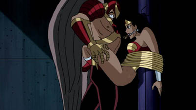 league justice unlimited atom smasher Family guy porn