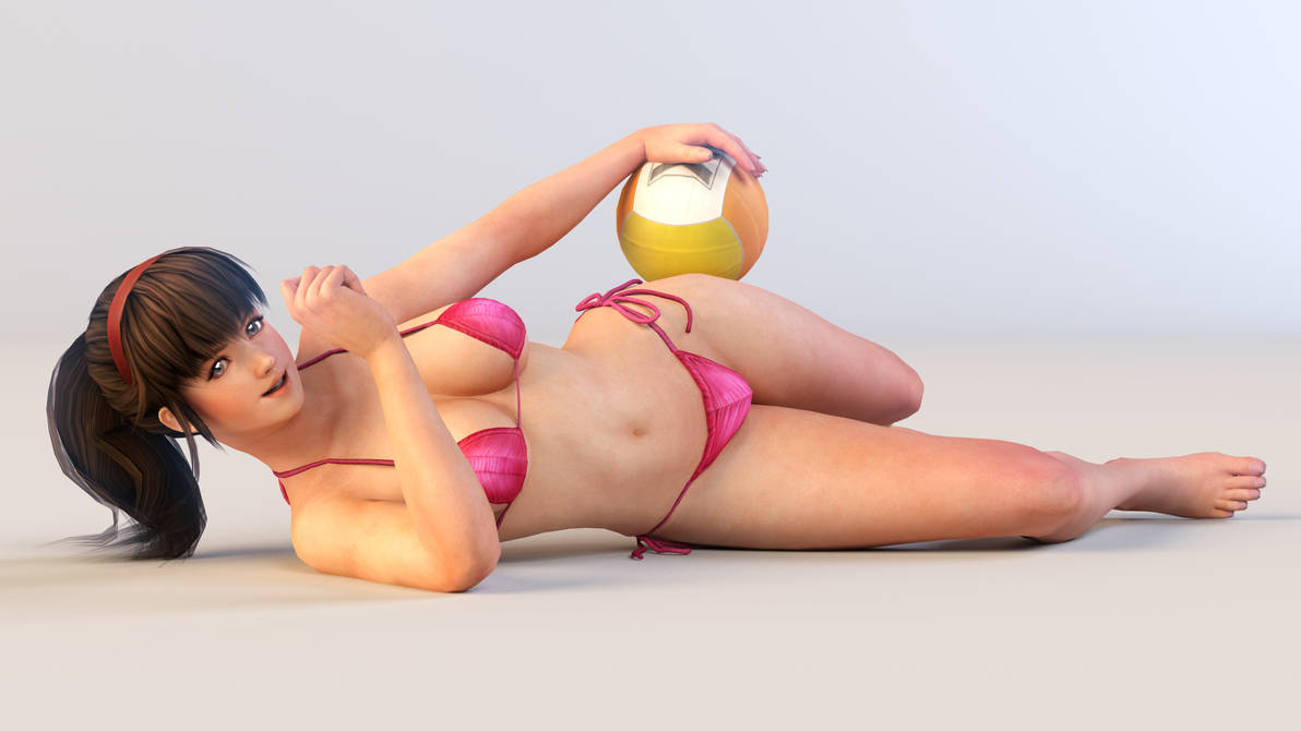 volleyball or alive gif dead Male to female tf and pregnant