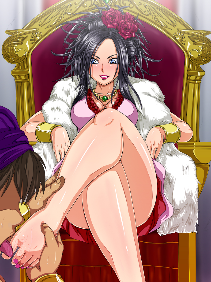 feet in gloria happy is who Naruto and erza pregnant fanfiction