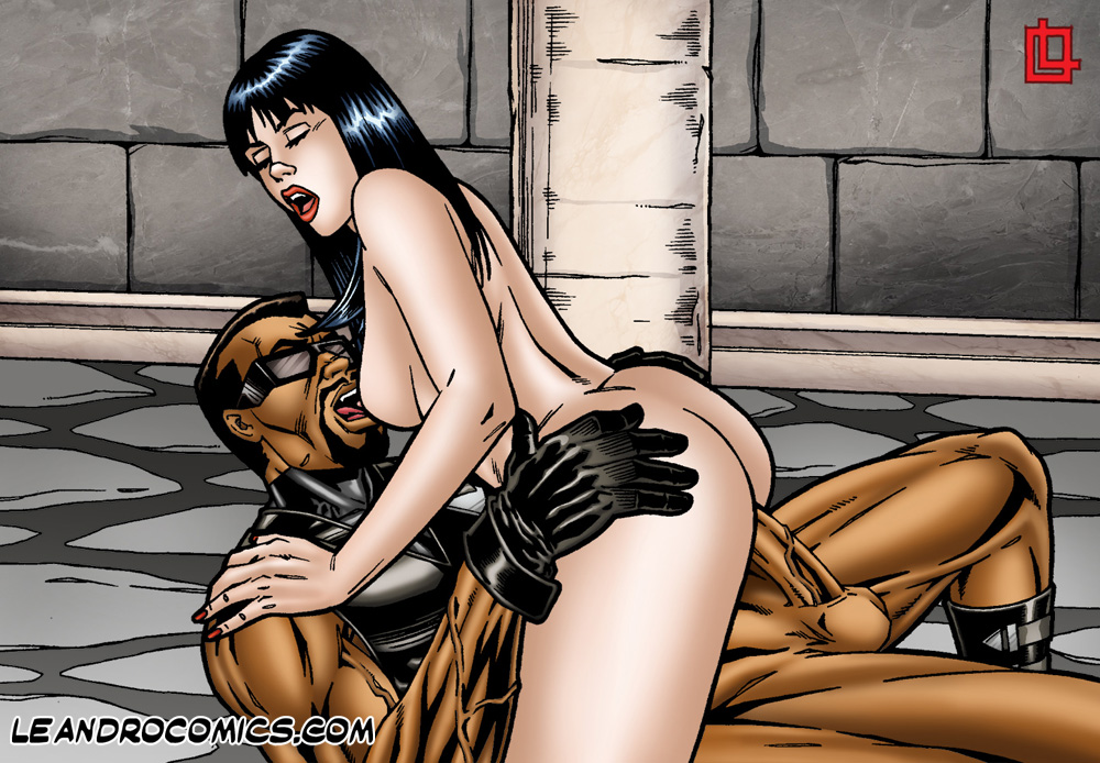 hit comic miss porn or Long shadow justice league unlimited