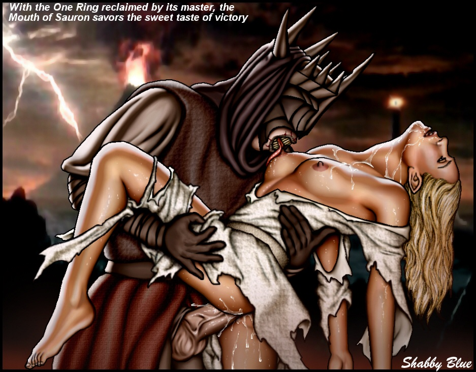 orcs the lord female of rings Fanfiction net dragon ball z