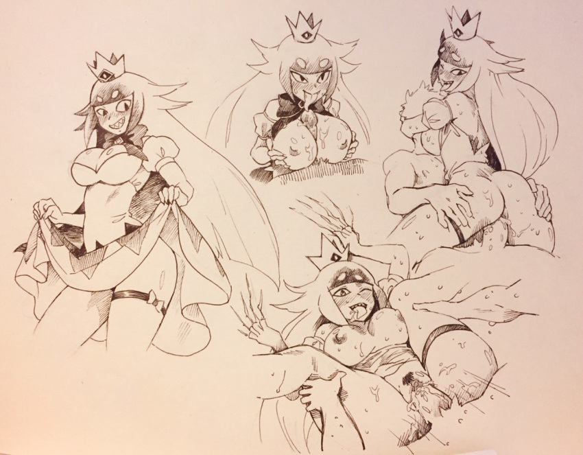 trapped pipe - princess creambee Witch and the hundred knight hentai